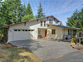 Photo 20: 636 Gowlland Rd in VICTORIA: Hi Western Highlands House for sale (Highlands)  : MLS®# 731685