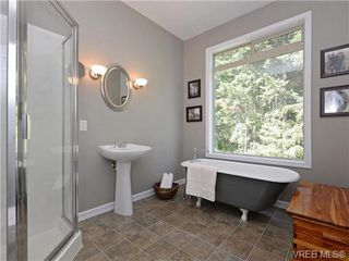 Photo 9: 636 Gowlland Rd in VICTORIA: Hi Western Highlands Single Family Detached for sale (Highlands)  : MLS®# 731685