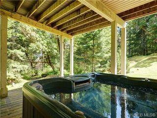 Photo 14: 636 Gowlland Rd in VICTORIA: Hi Western Highlands House for sale (Highlands)  : MLS®# 731685