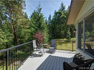 Photo 15: 636 Gowlland Rd in VICTORIA: Hi Western Highlands House for sale (Highlands)  : MLS®# 731685