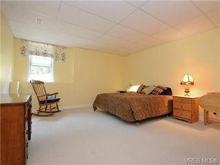 Photo 12: 636 Gowlland Rd in VICTORIA: Hi Western Highlands House for sale (Highlands)  : MLS®# 731685