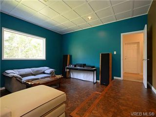 Photo 11: 636 Gowlland Rd in VICTORIA: Hi Western Highlands House for sale (Highlands)  : MLS®# 731685