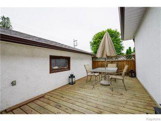 Photo 14: 46 Westdale Place in Winnipeg: St Vital Residential for sale (South East Winnipeg)  : MLS®# 1618565