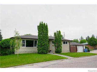 Photo 1: 46 Westdale Place in Winnipeg: St Vital Residential for sale (South East Winnipeg)  : MLS®# 1618565