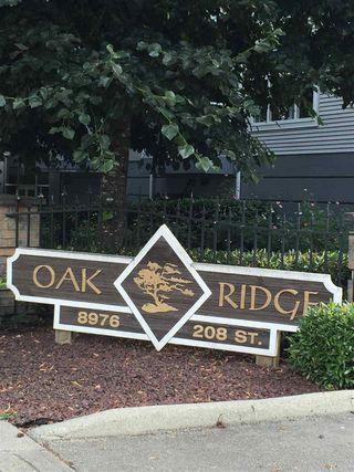 "Photo 1: 106 8976 208 Street in Langley: Walnut Grove Condo for sale in ""oakridge"" : MLS®# R2091641"