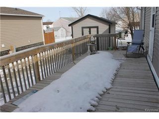 Photo 19: 16 Timber lane Street in St Clements: Pineridge Trailer Park Residential for sale (R02)  : MLS®# 1705052