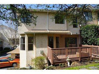 Photo 2: 4 4580 West Saanich Rd in VICTORIA: SW Royal Oak Row/Townhouse for sale (Saanich West)  : MLS®# 756094