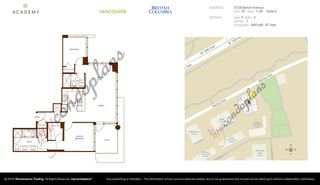 Photo 10: 1210 5728 BERTON Avenue in Vancouver: University VW Condo for sale (Vancouver West)  : MLS®# R2195264
