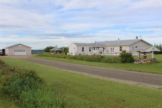 Photo 1: 4855 CECIL LAKE Road in Fort St. John: Fort St. John - Rural E 100th Manufactured Home for sale (Fort St. John (Zone 60))  : MLS®# R2196614
