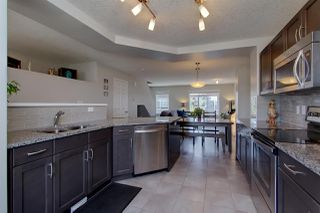Photo 3: 7503 GETTY GA NW in Edmonton: Zone 58 Townhouse for sale : MLS®# E4075410