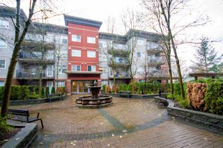 "Photo 1: 208 3250 ST JOHNS Street in Port Moody: Port Moody Centre Condo for sale in ""The Square"" : MLS®# R2223763"