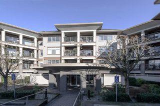 "Photo 1: 124 12238 224 Street in Maple Ridge: East Central Condo for sale in ""URBANO"" : MLS®# R2238823"