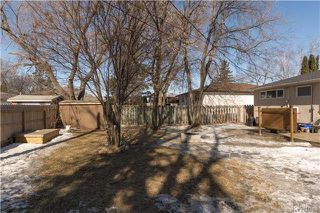 Photo 19: 148 Vryenhoek Crescent in Winnipeg: North Kildonan Residential for sale (3F)  : MLS®# 1807282