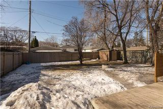 Photo 18: 148 Vryenhoek Crescent in Winnipeg: North Kildonan Residential for sale (3F)  : MLS®# 1807282