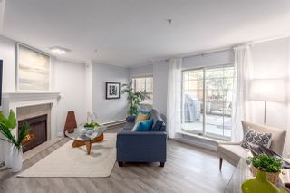 """Photo 2: 102 1950 E 11TH Avenue in Vancouver: Grandview VE Condo for sale in """"LAKEVIEW PLACE"""" (Vancouver East)  : MLS®# R2265085"""
