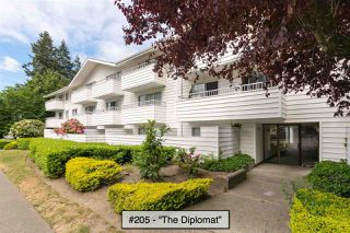 "Photo 2: 205 707 EIGHTH Street in New Westminster: Uptown NW Condo for sale in ""The Diplomat"" : MLS®# R2273026"