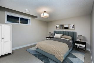 Photo 21: 11 4058 Mactaggart Drive NW in Edmonton: Zone 14 Townhouse for sale : MLS®# E4123160