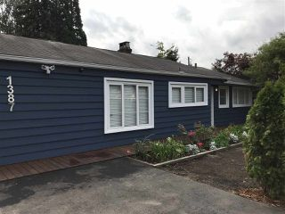 Main Photo: 1387 MCBRIDE Street in North Vancouver: Norgate House for sale : MLS®# R2301827