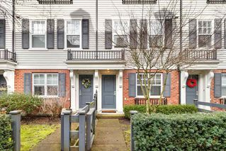"Photo 2: 14 2495 DAVIES Avenue in Port Coquitlam: Central Pt Coquitlam Townhouse for sale in ""ARBOUR"" : MLS®# R2331337"