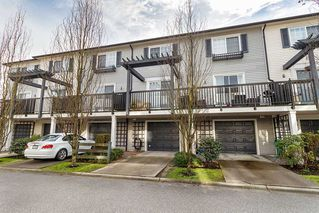"Photo 20: 14 2495 DAVIES Avenue in Port Coquitlam: Central Pt Coquitlam Townhouse for sale in ""ARBOUR"" : MLS®# R2331337"