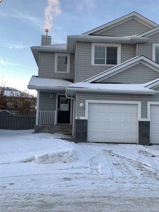 Main Photo: 61 287 MACEWAN Road in Edmonton: Zone 55 House Half Duplex for sale : MLS®# E4140269