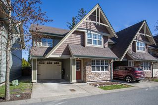 """Main Photo: 3 22977 116 Avenue in Maple Ridge: East Central Townhouse for sale in """"Duet"""" : MLS®# R2352856"""