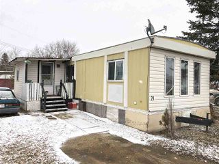 Photo 1: 21 9501 104 Avenue: Westlock Mobile for sale : MLS®# E4150483
