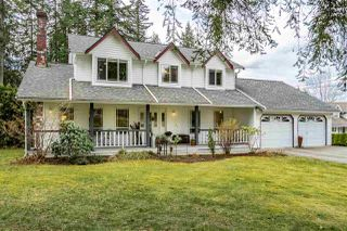 "Photo 1: 6137 240 Street in Langley: Salmon River House for sale in ""Salmon River"" : MLS®# R2355978"