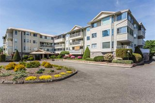 Photo 1: 104 8725 ELM Drive in Chilliwack: Chilliwack E Young-Yale Condo for sale : MLS®# R2357842