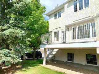 Photo 29: 107 EAGLE RIDGE Place in Edmonton: Zone 14 Townhouse for sale : MLS®# E4152158