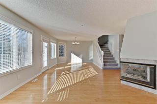 Photo 3: 107 EAGLE RIDGE Place in Edmonton: Zone 14 Townhouse for sale : MLS®# E4152158
