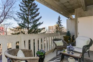 Photo 23: 502 9809 110 Street in Edmonton: Zone 12 Condo for sale : MLS®# E4152831