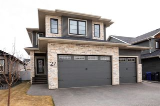 Main Photo: 27 Veronica Close in Red Deer: RR Vanier East Residential for sale : MLS®# CA0166484