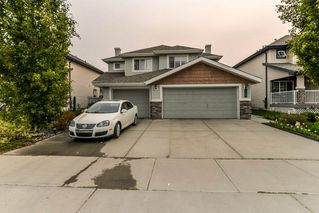 Main Photo: 1557 Rutherford Road in Edmonton: Zone 55 House Half Duplex for sale : MLS®# E4159625
