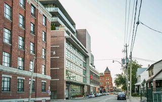 Photo 2: 408 90 Broadview Avenue in Toronto: South Riverdale Condo for sale (Toronto E01)  : MLS®# E4482454