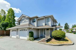 """Main Photo: 26 12188 HARRIS Road in Pitt Meadows: Central Meadows Townhouse for sale in """"Waterford Place"""" : MLS®# R2385600"""