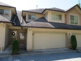 """Photo 1: 79 20350 68 Avenue in Langley: Willoughby Heights Townhouse for sale in """"Sunridge"""" : MLS®# R2399690"""