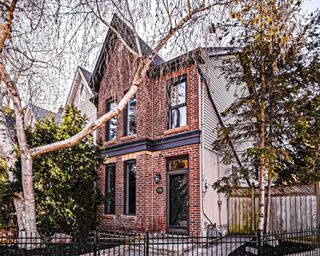 Photo 1: 378 Logan Avenue in Toronto: South Riverdale House (2-Storey) for sale (Toronto E01)  : MLS®# E4672177