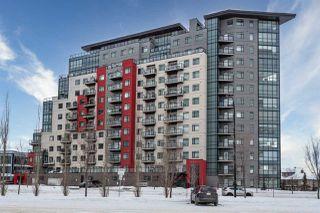 Main Photo: 725 5151 WINDERMERE Boulevard SW in Edmonton: Zone 56 Condo for sale : MLS®# E4187696