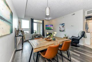 Photo 8: 1806 9939 109 Street in Edmonton: Zone 12 Condo for sale : MLS®# E4199015