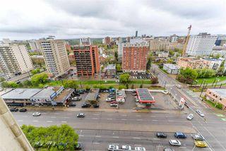 Photo 15: 1806 9939 109 Street in Edmonton: Zone 12 Condo for sale : MLS®# E4199015