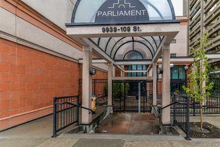 Photo 2: 1806 9939 109 Street in Edmonton: Zone 12 Condo for sale : MLS®# E4199015