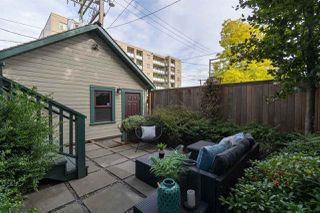 Photo 34: 430 PRINCESS Avenue in Vancouver: Strathcona House for sale (Vancouver East)  : MLS®# R2500797