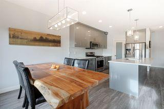Main Photo: 17723 13 Avenue in Edmonton: Zone 56 House Half Duplex for sale : MLS®# E4218311