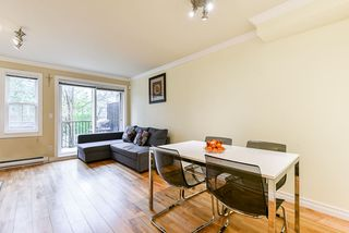 """Photo 3: 25 1561 BOOTH Avenue in Coquitlam: Maillardville Townhouse for sale in """"The Courcelles"""" : MLS®# R2517997"""