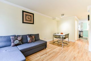"""Photo 8: 25 1561 BOOTH Avenue in Coquitlam: Maillardville Townhouse for sale in """"The Courcelles"""" : MLS®# R2517997"""