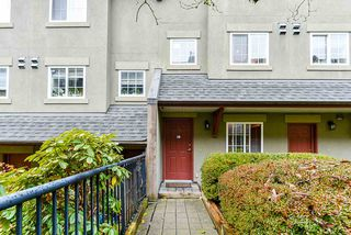 """Photo 2: 25 1561 BOOTH Avenue in Coquitlam: Maillardville Townhouse for sale in """"The Courcelles"""" : MLS®# R2517997"""