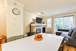"""Photo 4: 25 1561 BOOTH Avenue in Coquitlam: Maillardville Townhouse for sale in """"The Courcelles"""" : MLS®# R2517997"""
