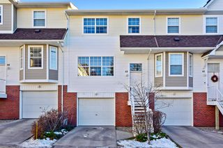 Main Photo: 43 Tuscany Springs Gardens NW in Calgary: Tuscany Row/Townhouse for sale : MLS®# A1054286