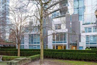 "Main Photo: TH9 1233 W CORDOVA Street in Vancouver: Coal Harbour Townhouse for sale in ""Carina Coal Harbor"" (Vancouver West)  : MLS®# R2526216"